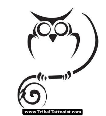 tribal owl tattoo meaning tribal owl tattoos meaning 02 crafts
