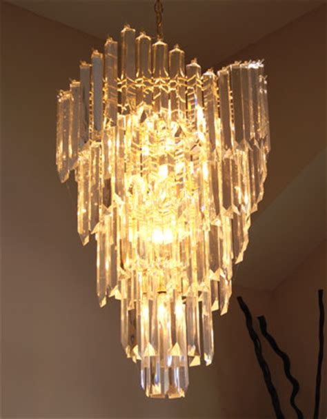How To Clean Chandeliers On High Ceiling Light Fixture Cleaning Residential Window Cleaning