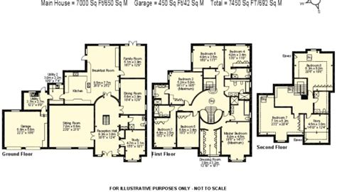 eight bedroom house plans 8 bedroom house plans european house plan with 7620 square
