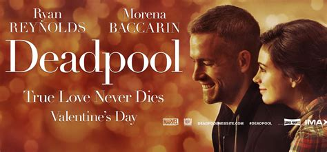 film romance nouveau these new deadpool posters totally make it look like a