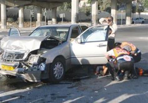 sudden surge  traffic accidents israel news jerusalem post