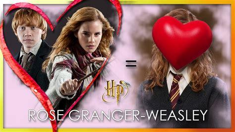 Weasley And Hermione Granger by La Figlia Di Hermione Granger E Weasley Granger