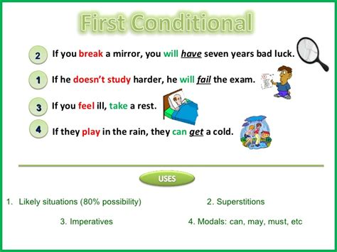 first conditionals unit 11 first conditional
