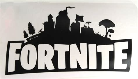 Fortnite Symbol Decal Only Fortnite Logo Template