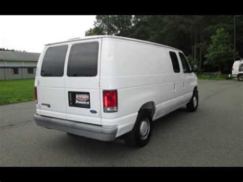 how to work on cars 1997 ford econoline e150 seat position control 1997 ford e series van e 150 cargo van for sale in east windsor nj youtube