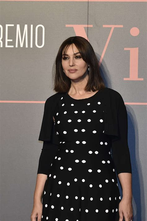 monica bellucci awards monica bellucci virna lisi award 2017 in rome