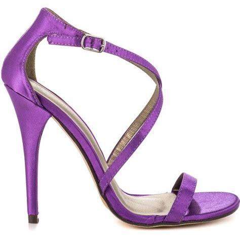 purple high heel sandals purple strappy high heels 28 images purple strappy