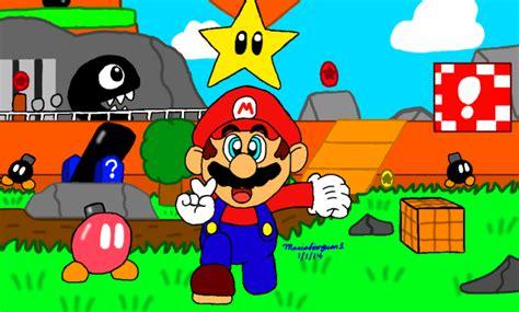 Super Mario 64 by MarioSimpson1 on DeviantArt