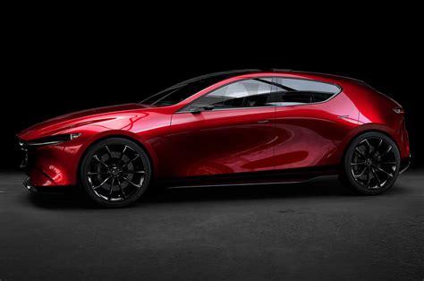 Mazda Concept Cars by Mazda Concept Previews Next Generation Mazda3 In Tokyo
