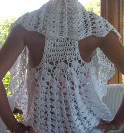 fotos de chalecos tejidos chalecos circulares tejidos a gancho imagui
