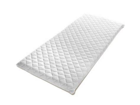 matratze 50 x 90 alvi beistellbett wiegen matratze hygienair klappbar