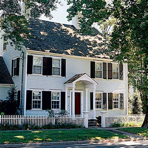 georgian style home houses dressing restored georgian home in connecticut
