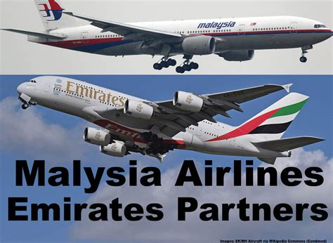 emirates redeem miles malaysia airlines enrich now partner with emirates to earn