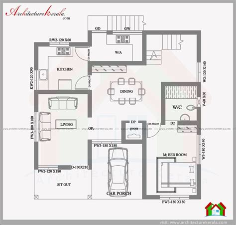 good kerala house plans home design architecture kerala sqft house in cent plot agreeable good house plan in