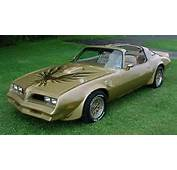 78 Gold Trans Am  Certified Car Lovers