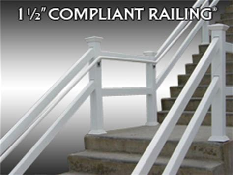 irc section 1012 therailingstore com railing accessories
