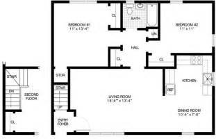 small home floor plans free