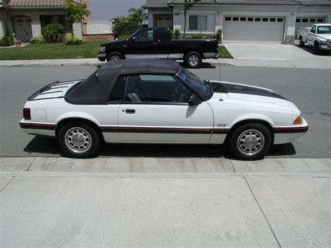88 ford mustang gt 5 0 mustang specs 1988 ford mustang