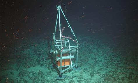 Sea Floor Exploration ahead subjects sea exploration