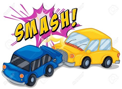 cartoon car crash car accident cartoon clip art 101 clip art