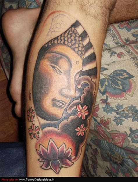 buddha and lotus flower tattoo designs buddha tattoos and designs page 106