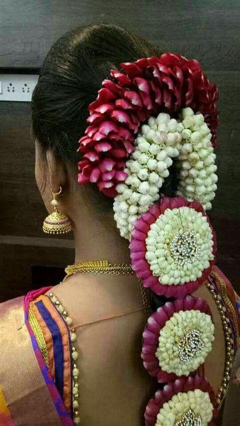 indian hairstyles with roses pin by soniya raja on bridal hair style pinterest jada