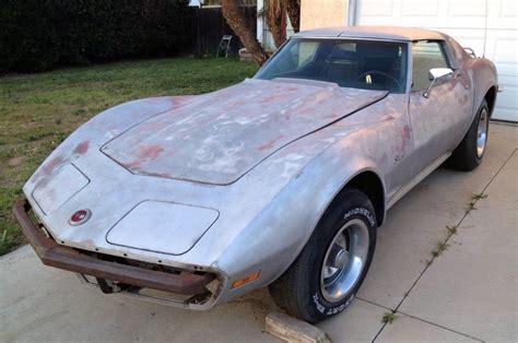how cars run 1973 chevrolet corvette parking system 1973 chevrolet corvette blank canvas