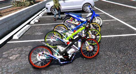 game drag race bike mod thailand drag bike weight reduction replace gta5 mods com