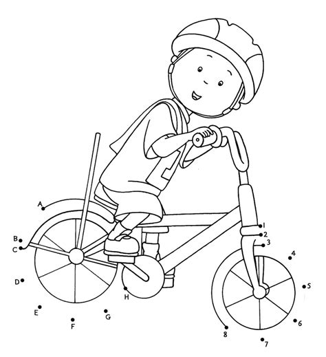 printable coloring pages caillou printable caillou coloring pages coloring me