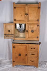 Small Hoosier Cabinet Hoosier Cabinet Small Size By Hygena Made