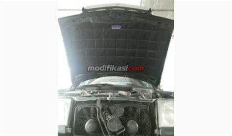 Peredam Hitam Kap Mesin Mercy W210 insulator peredam panas kap mesin hitam mercy boxer