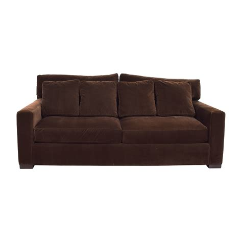 chocolate brown sofas for sale brown velvet sofa luxe chocolate brown velvet chesterfield