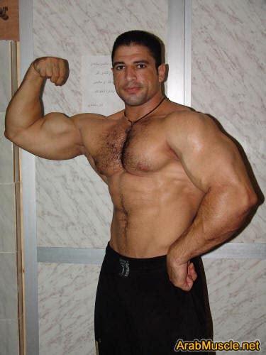 muscle male model mustafa nesim part