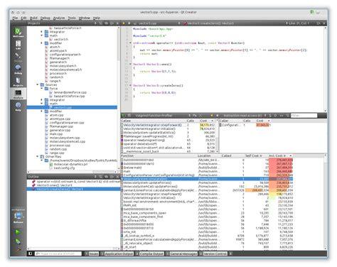 programming qt in c linux上使用qt creator进行c c 开发 c 第七城市