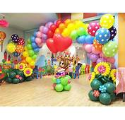 Birthday Decoration Balloons Decorations