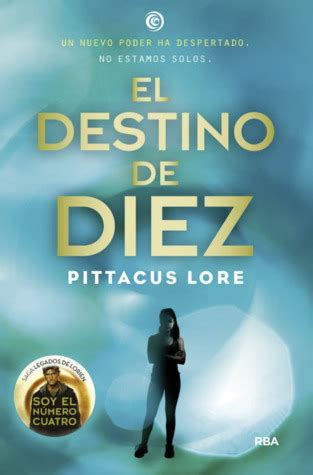 another little book el destino another little book el destino de diez pittacus lore