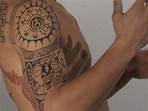 ibrahimovic tattoo spot beauty die tattoos der em stars news de
