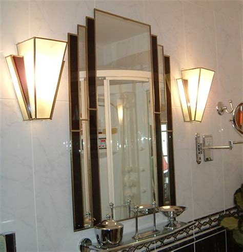 art deco style bathroom mirrors creative torbay main navigation media images on
