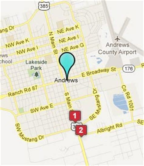 andrew texas map tx hotels motels see all discounts