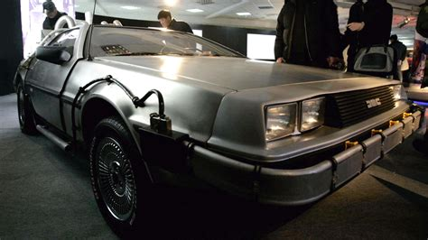 delorean flux capacitor for sale cars like this delorean that was used in the 1980s sci fi back to the future may be back