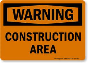 construction signs wide range best prices