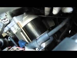 Toyota Avalon Starter Problems Starter Replacement 2000 Toyota