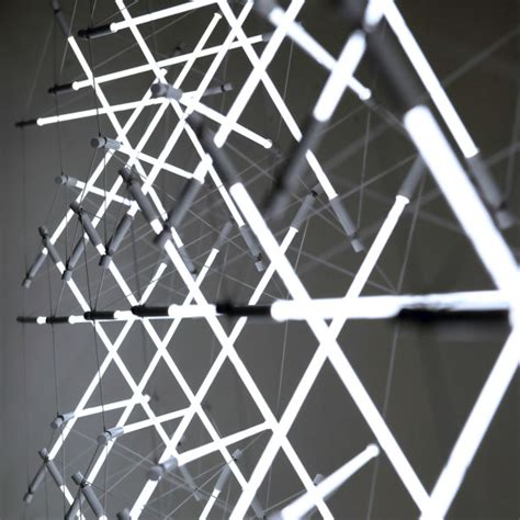 frame design lighting tensegrity space frame lights by michal maciej bartosik
