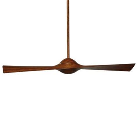 single blade ceiling fan wing ceiling fan by minka aire fans at lumens com