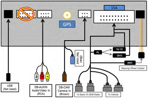 audio backup wiring diagram diagram auto