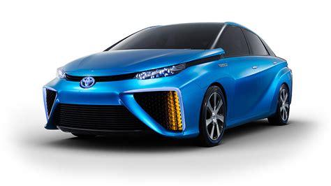 Brennstoffzellen Auto by Toyota Fcv Brennstoffzellen Auto Kommt 2015 Auf Den Markt