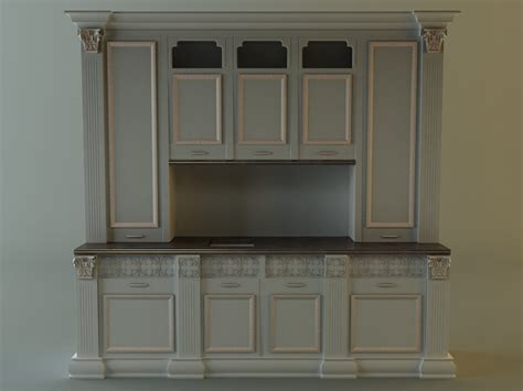 Studio 41 Kitchen Cabinets Product Collection Kitchen Cabinets 3d Model Cgstudio
