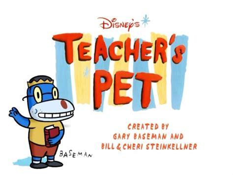 teachers pet s pet disneywiki