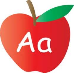 sari webb enchanted by words a is for apples and