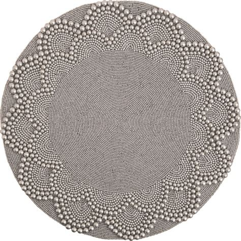 Beaded Place Mats by Beaded Placemat Placemats Coasters